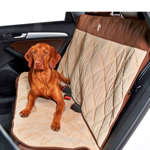Bowsers Cross Country Back Seat Protector