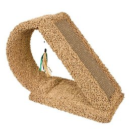Ware Manufacturing Ware Kitty Scratch Tunnel With Corrugate