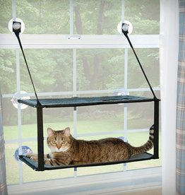 K&H K&H Double Stack Kitty Sill, EZ Window Mount
