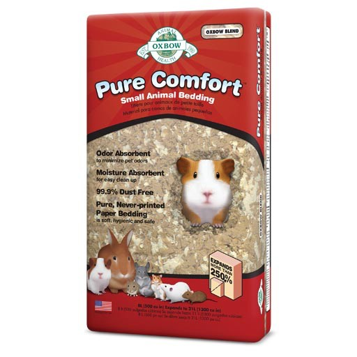Oxbow Oxbow Pure Comfort Bedding, Natural 16.4L (Expanded 42L)