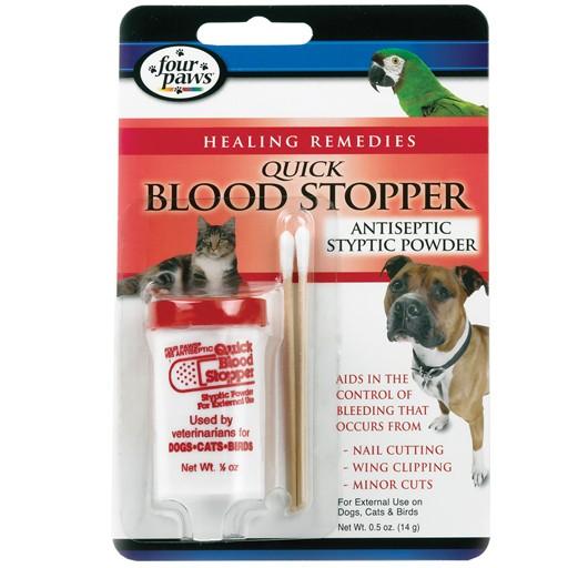 Four Paws Four Paws Quick Blood Stopper Powder 0.5oz