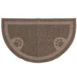 Petmate Arm & Hammer Litter Mat 1/2 Circle
