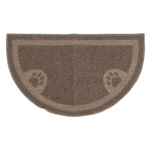 Petmate Arm & Hammer Litter Mat 1/2 Circle