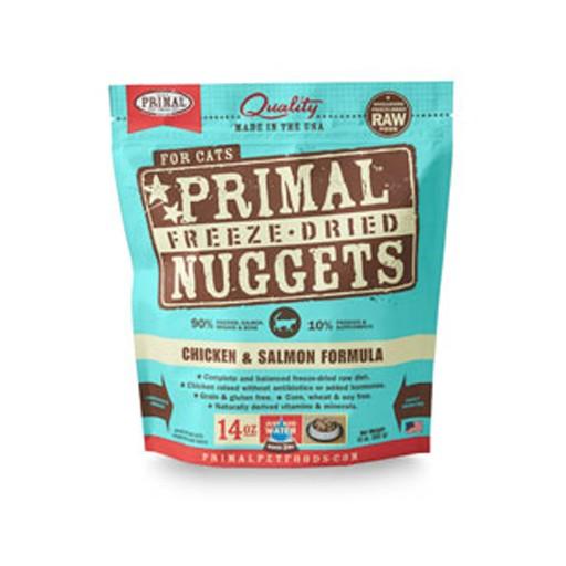 Primal Freeze Dried Feline Chicken Salmon 5.5oz