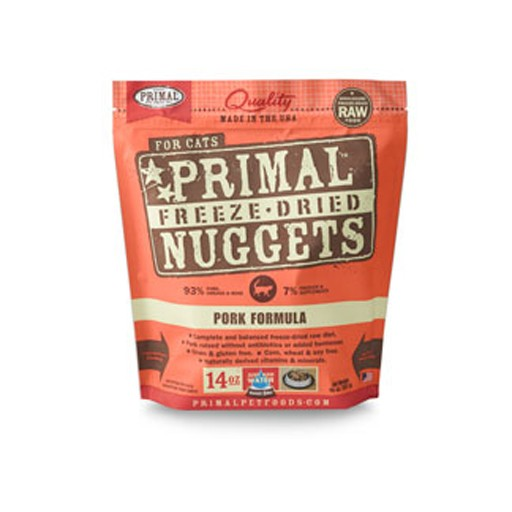 Primal Freeze Dried Feline Pork 5.5oz