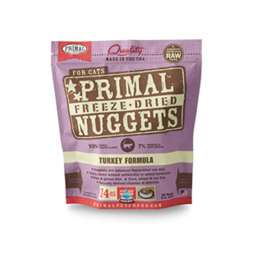 Primal Freeze Dried Feline Turkey 5.5oz