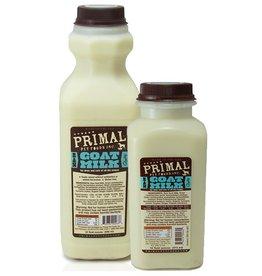Primal Raw Goat Milk 16oz (Frozen)