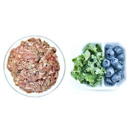 Raw By Bailey Blu Raw Rabbit + Organ + Vegetable