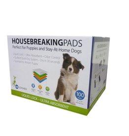 Unleashed Housebreaking Pads 100pk