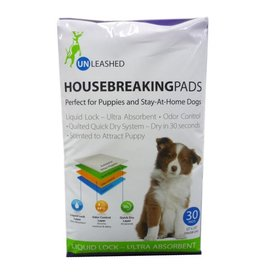 Unleashed Housebreaking Pads 30pk