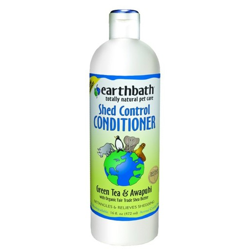 Earthbath Earthbath Shed Control Green Tea Conditioner 16oz