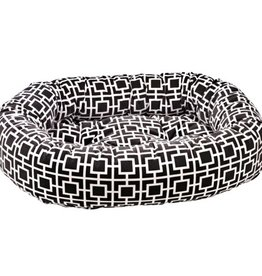 Bowsers Bowsers Donut Bed Courtyard Grey