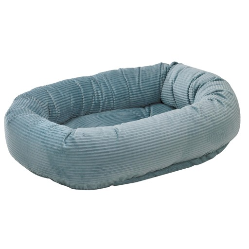 Bowsers Bowsers Donut Bed Blue Bayou