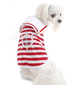 Puppy Angel Puppy Angel Marine Stripe Shirt