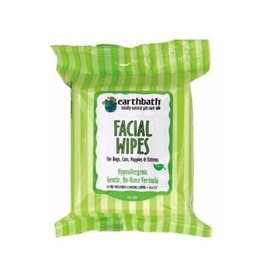 Earthbath Earthbath Facial Grooming Wipes 25 count