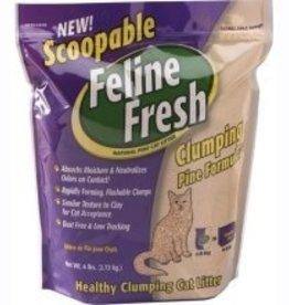 Feline Fresh Clumping Pine Litter 7.7kg
