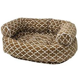 Bowsers Bowsers Double Donut Bed Cedar Lattice
