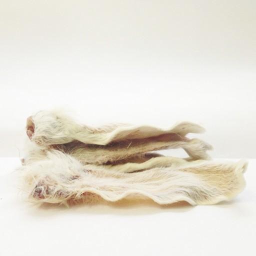 Treats Eh Dehydrated Rabbit Ears (per gram)