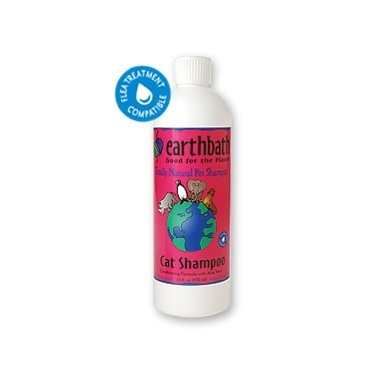 Earthbath Earthbath 2-1 Conditioning Cat Shampoo 16oz