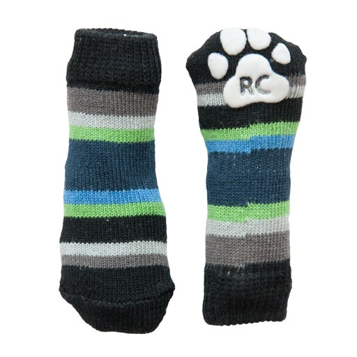 RC Pet Anti-Slip Blue Stripes