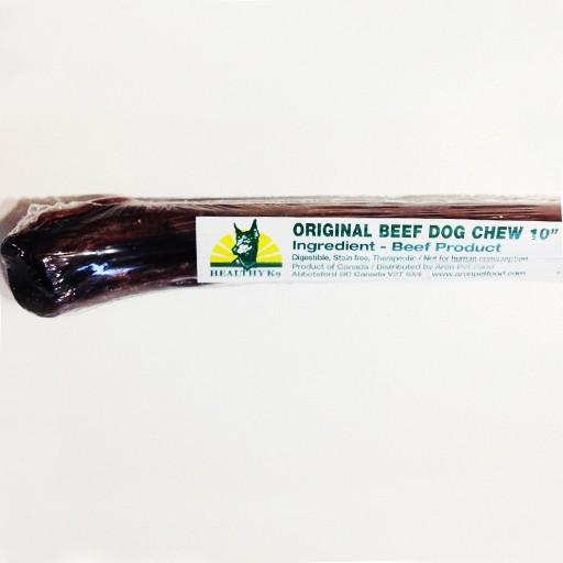"""Aron Pet Food 10"""" Beef Chew"""