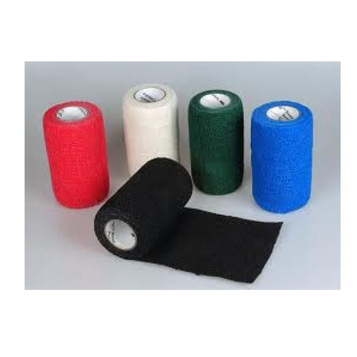 "Ubaflex Flexible Cohesive Bandage 2"" Blue"