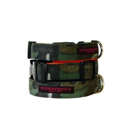 Wonderdog NY Wonderdog New York Camouflage Dog Collar