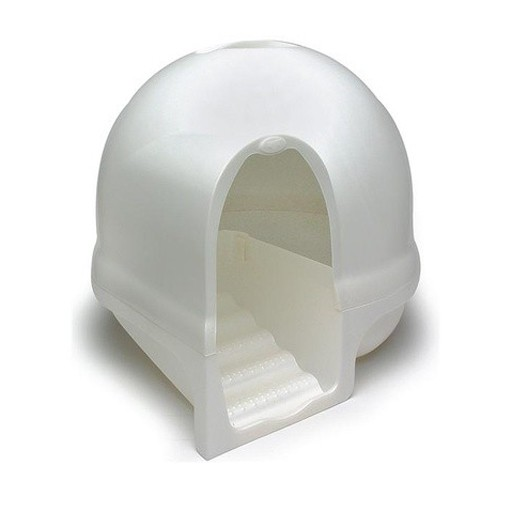 Petmate Petmate Booda Clean Step Litter Box Pearl