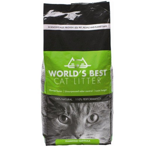 World's Best World's Best Cat Litter 7lb bag