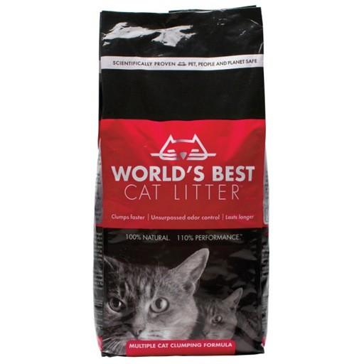 World's Best World's Best Cat Litter Multiple Cat 14lb bag