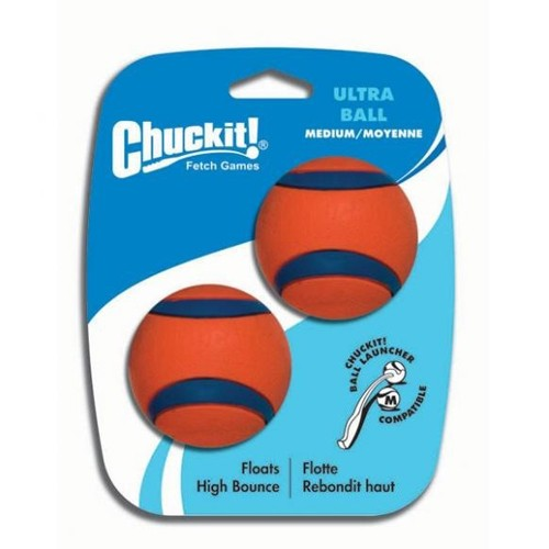 Chuckit! Ultra Ball Small 2pk