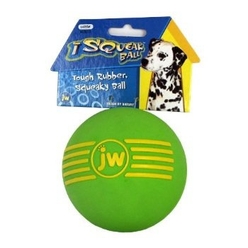 JW JW Pet i-Squeak Ball L