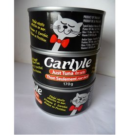 Carlyle Canned Tuna for Cats 6oz