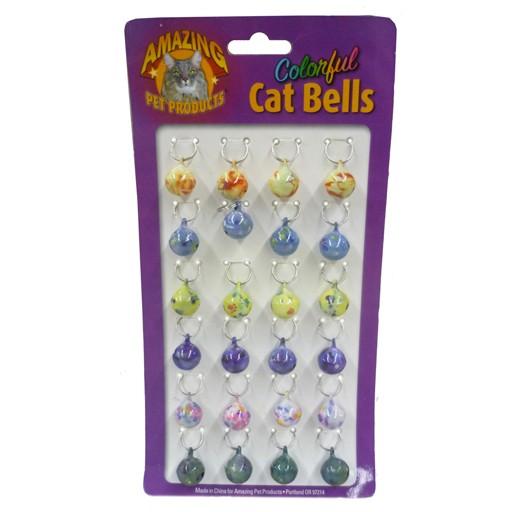 Amazing Pet Products Enamel Finish 14mm Cat Bells