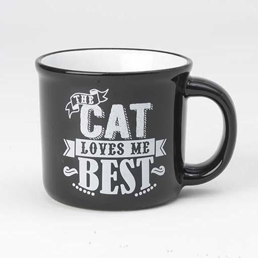 Petrageous Petrageous Daily Menu Cat Mug 16oz