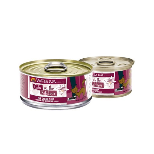 Weruva Cats in the Kitchen The Double Dip 6oz