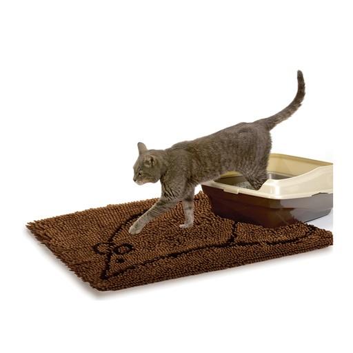 "Dog Gone Smart Dog Gone Smart Cat Litter Mat Khaki 26""x35"""