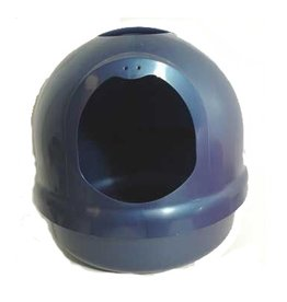 Petmate Petmate Litter Dome Midnight Blue