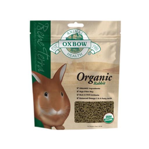 Oxbow Oxbow Organic Rabbit 3lb