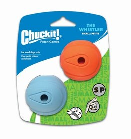 Chuckit! The Whistler Small 2pk