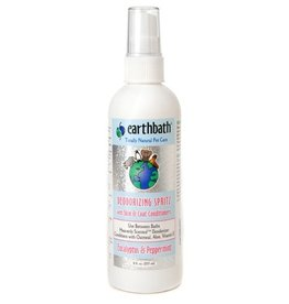 Earthbath Earthbath Eucalyptus & Peppermint Spritz 8oz