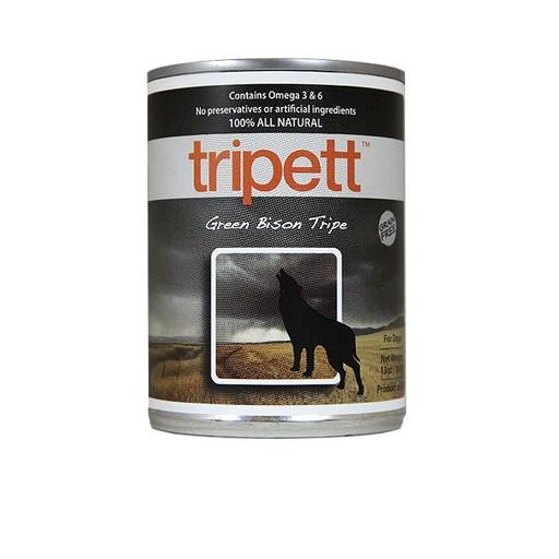 Tripett Tripett Green Bison Tripe 12.8oz