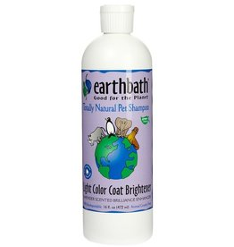 Earthbath Earthbath Light Colour Coat Brightening Shampoo 16oz