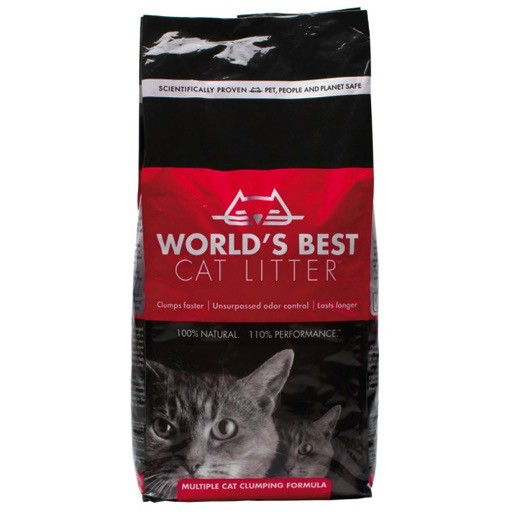 World's Best World's Best Cat Litter Multiple Cat 7lb bag