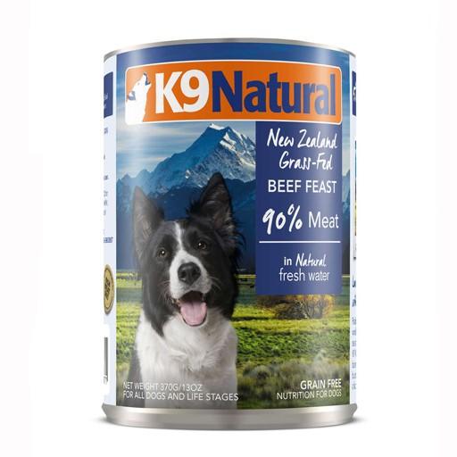 K9 Natural K9 Natural Dog Can Beef 13oz