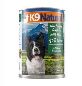 K9 Natural K9 Natural Dog Can Lamb 13oz