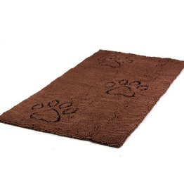 Dog Gone Smart Dirty Dog Doormat Floor Runner Brown 60x30