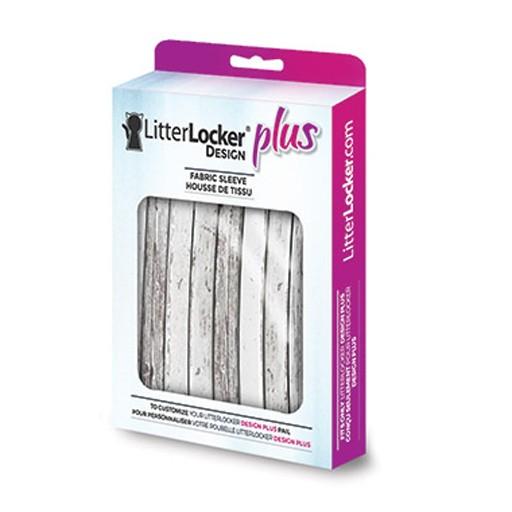 Litter Locker Plus Cover Wood