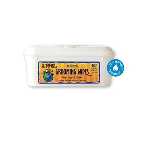 Earthbath Earthbath Mango Tango Grooming Wipes 100 count