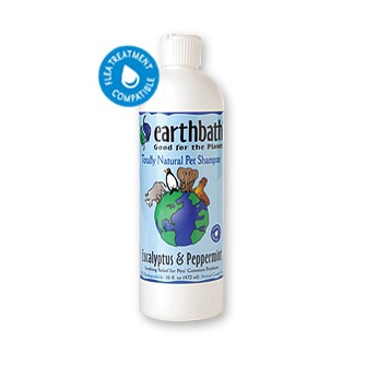 Earthbath Earthbath Eucalyptus & Peppermint Shampoo 16oz